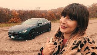 Review Maserati Ghibli GranSport