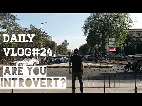 Are You Introvert? | Solo Travel Daily VLOG#24