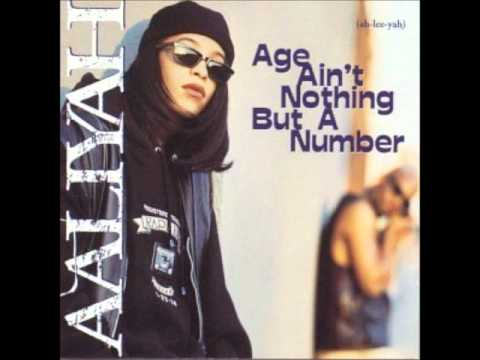 Aaliyah - Age Ain't Nothing But a Number - At Your Best (Remix) (Bonus Track)