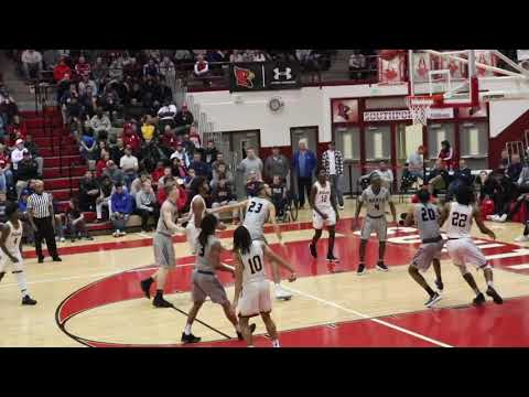 Damezi Anderson Forum Tip-off Classic Highlights