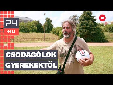 Ilyen, amikor gyerekek játsszák el a magyar válogatott csodagóljait   24.hu