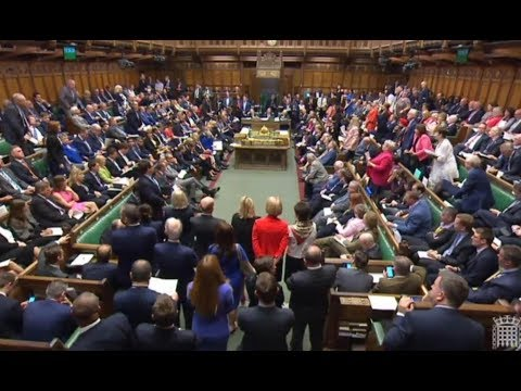 Parliament to vote on Brexit bill amendments – watch