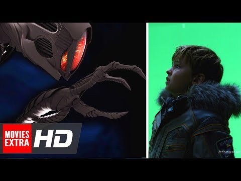 "Amazing Before & After Hollywood VFX Breakdown ""Lost in Space"" by Image Engine VFX 