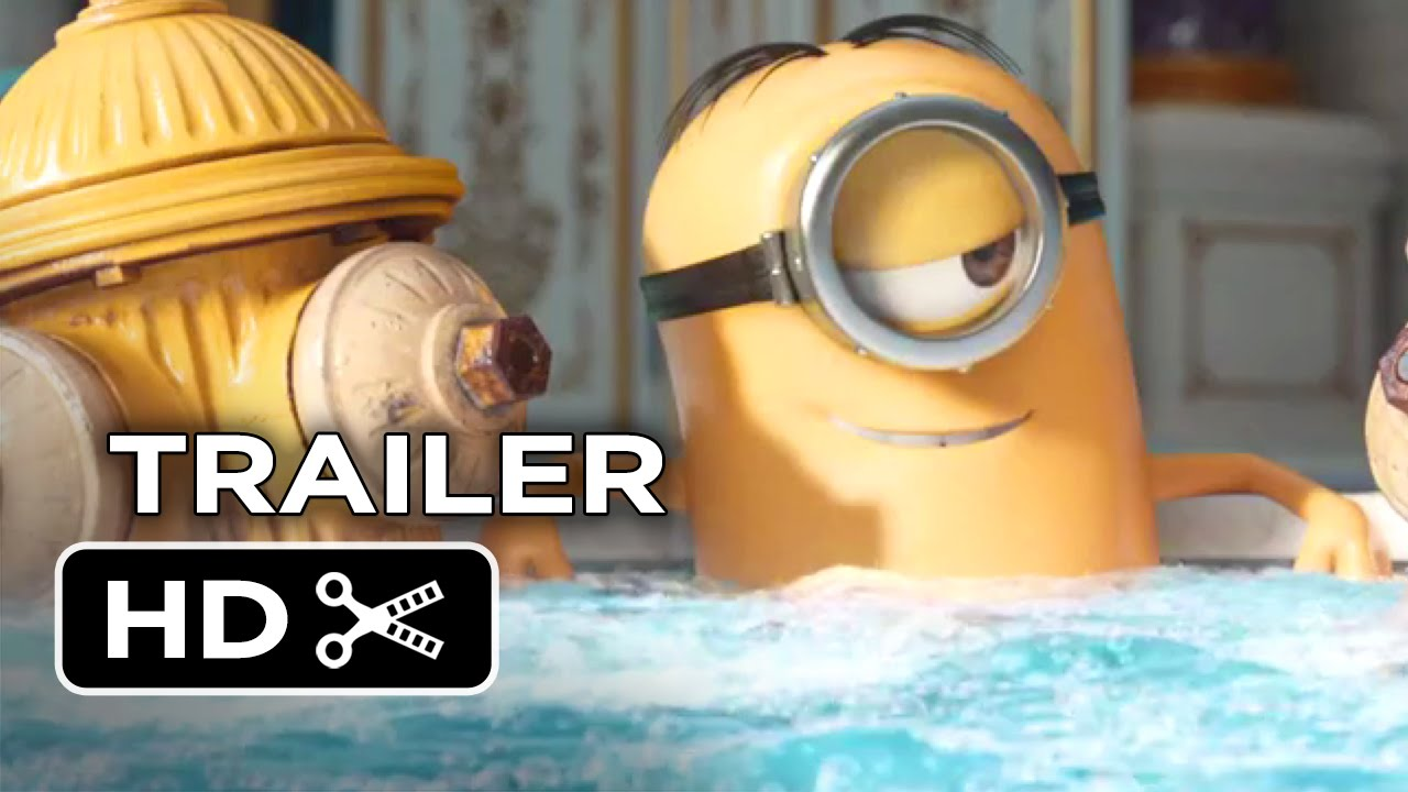 Minions Trailer 3 2015 Animated Sequel Hd Youtube