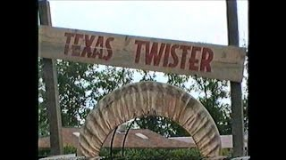 Texas Twister, Geauga Lake 1993.