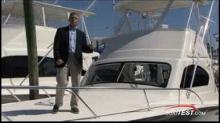 Ocean Yachts 37 Billfish Review - BoatTest.com