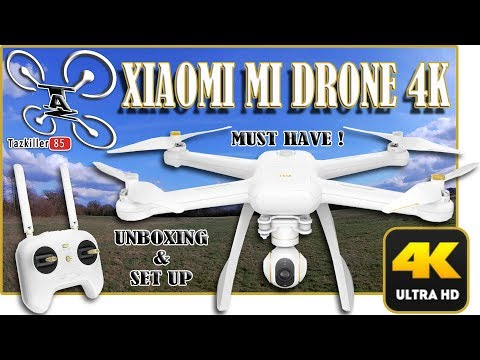 xiaomi-mi-drone-4k-unboxing-and-getting-started-/-excellent-!!!