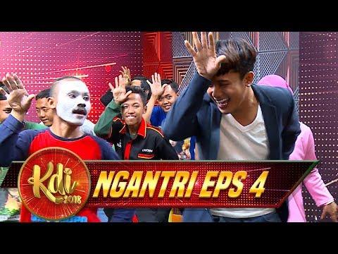Waduh! Para Juri Di Gerebek sama Fansnya Tasya Rosmala Nih - Ngantri KDI Eps 4 (19/7)