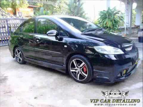 PCS Honda City ZX by VIP CAR DETAILING : UBON