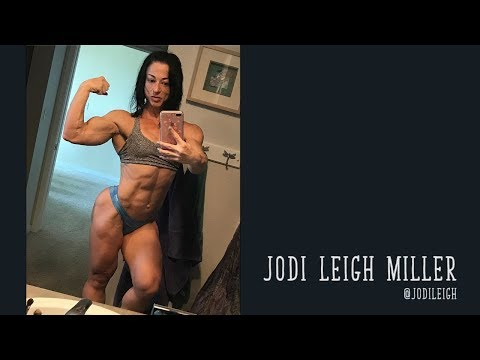 Jodi Leigh Miller – Hot IFBB Pro with fabulous physique
