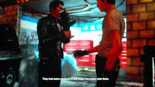 Sleeping Dogs Part 65-Shootout At The Golden Koi Part 1