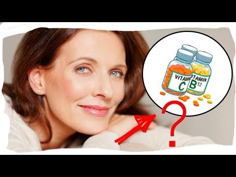 Какие витамины пить женщине после 50 лет?