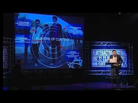 """Andrew Piller, Fremantlemedia UK - """"How to engage the consumers?"""""""