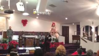 Heart of God Ministries youth-Philip Cox (Mimes/When Sunday comes)