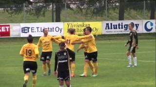 FC YPA 2015 - Kauden TOP 10 maalit!