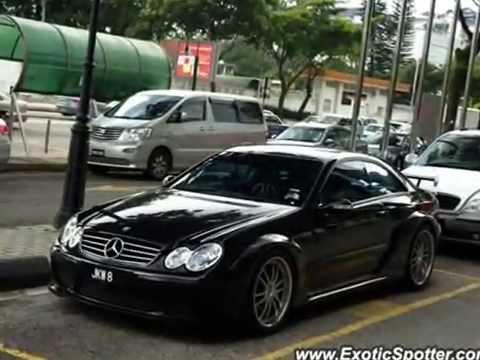 Cool Cars in Kuala Lumpur