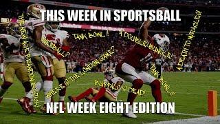 This Week in Sportsball: NFL Week Eight Edition (2018)