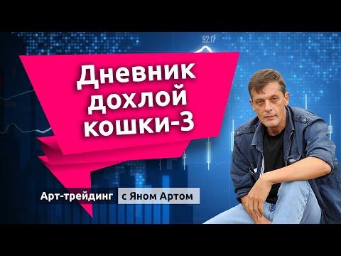 Дневник дохлой кошки-3. Блог Яна Арта - 29.03.2020