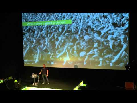 MCE 2014: Wiebie Elsinga - Prototyping your Android app, the (U)X-factor