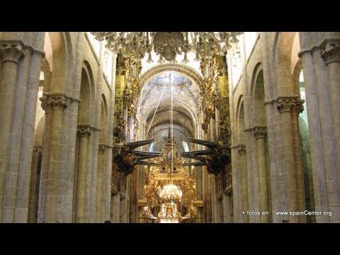 Santiago de compostela catedral interior - Interior santiago de compostela ...