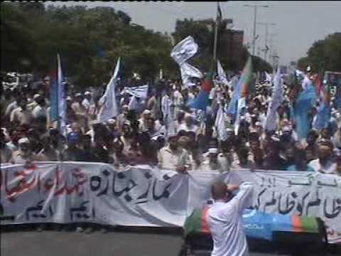 Islami Jamiat Talba Karachi After A Shadat