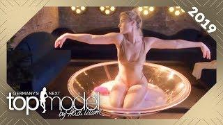 Heiße Burlesque-Perfomance beim sexy ELLE Casting: Wer bekommt den Job? | GNTM 2019 | ProSieben