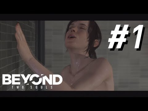 BEYOND: Two Souls Gameplay Walkthrough Part 1 - Prologue [HD] PS3 Exclusive (Full Movie)