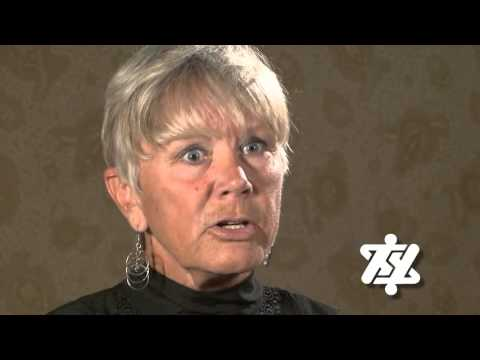 Debbie Meyer 2014 — Mensch Award Winner / Swimming