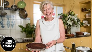 How To Make Maggie Beer's Chocolate and Pear Tart