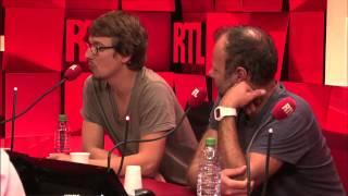 Laurent Deutsch & PEF : Les rumeurs du net du 03/10/2013 dans A La Bonne Heure - RTL - RTL