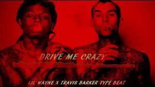 Blink 182 X Lil Wayne Type Beat - (Drive Me Crazy)