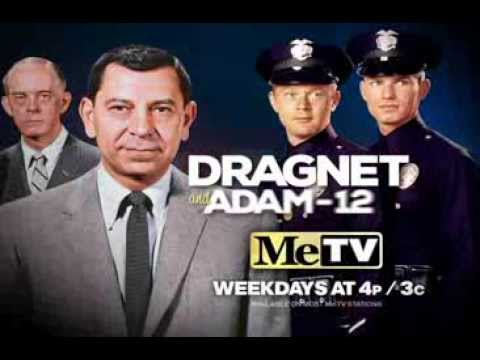 "Dragnet / Adam-12 ""Know Your Rights on Me-TV"""