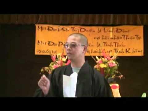Thí Thực và Pháp Thí - Part 1 Thích Tâm Thiện  -  Hội Phật Học Đuốc Tuệ