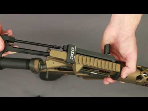 How To Install Devil Dog Concepts Hard Charger, Side Charging Handle System