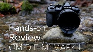 Olympus OMD EM-1 Mark II Review | Northern Lights with the EM1 Mark II