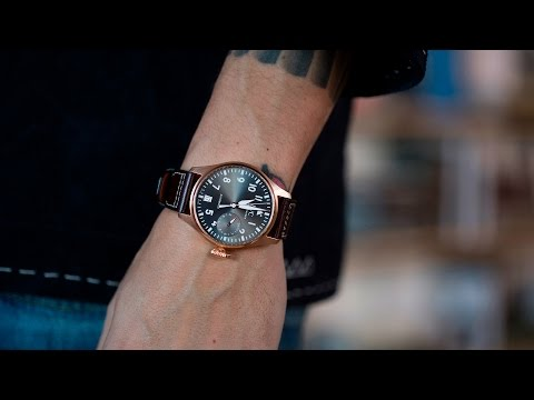 John Mayer On The IWC Big Pilot, Past And Present