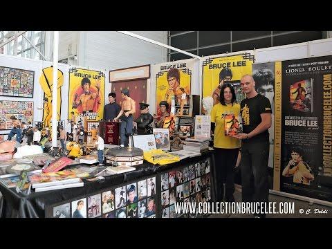 Collection Bruce Lee - ASIAN EXPO à Chalon sur Saône 14 et 15 mai 2016