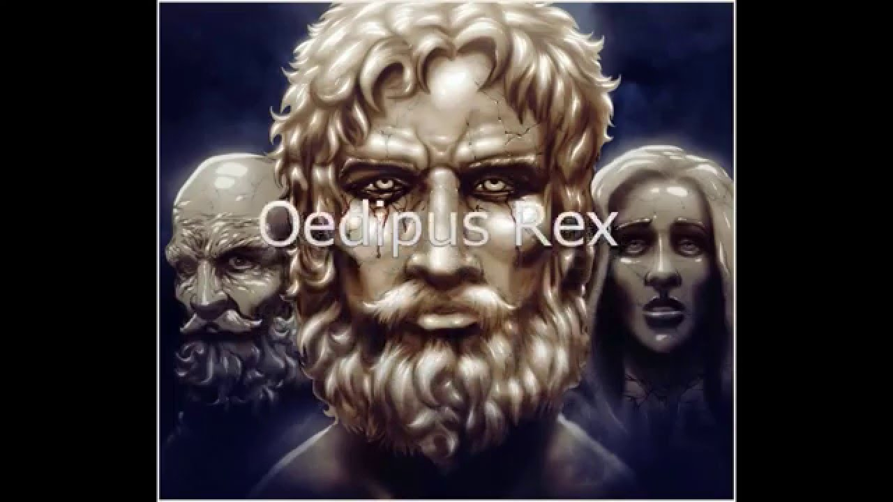 oedipus rex and antigone summary