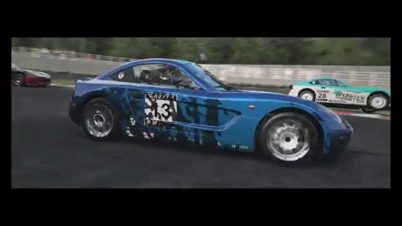 Project Cars - GT5 Class Racing Voiced Narration Cutscene Video ...