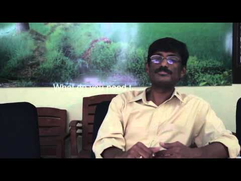 Dr G V Ramanjaneyulu | Executive Director at Centre for Sustainable Agriculture