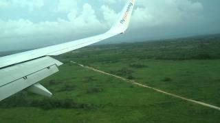Sunwing Boeing 737 LANDING in Varadero, Cuba (Juan G. Gomez Intl)