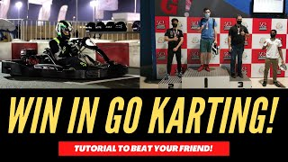 Download BEAT YOUR FRIEND IN GO KARTING! (KARTING TIPS)