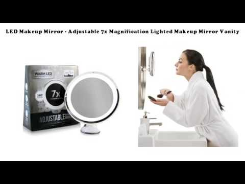 Top 5 Best Lighted Makeup Mirror Reviews 2016 Best Mirror For ...