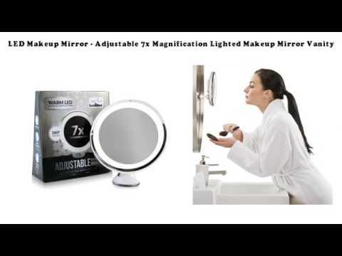 Best Makeup Lighted Mirror 2016 Mugeek Vidalondon