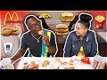 EPIC MCDONALD'S MUKBANG | STORYTIME ABOUT OUR RELATIONSHIP **VERY PERSONAL**