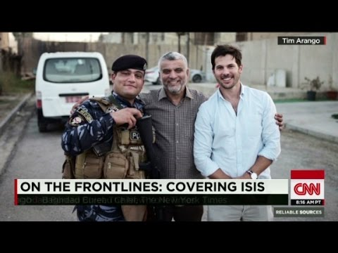 The dangers of reporting on ISIS