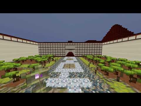 RotMG Mountain Temple | Minecraft Recreation