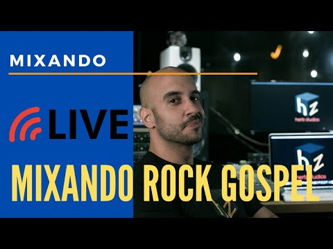 Mixando Show de Rock Gospel ao Vivo