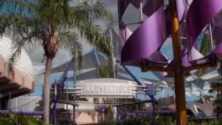 Epcot Future World Music