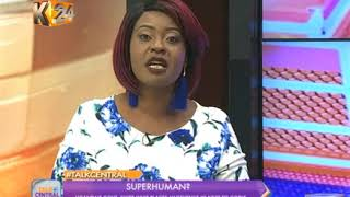Talk Central : One on one with Jacqline Nyaminde ' Wilbroda' part 3